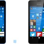Microsoft Lumia 550 の画像リーク、Windows10 Mobile搭載のエントリーモデル