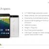 Huawei Nexus 6P は日本でも発売、Snapdragon810 version 2.1採用 【phablet】