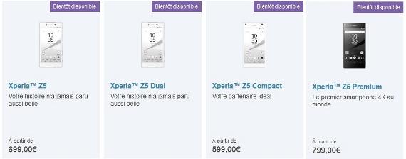 Xperia-Z5-Price
