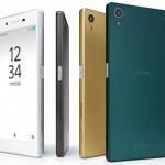 Sony Xperia Z5 SO-01H NTTドコモから10月下旬発売、指紋認証、防水防塵対応のハイスペック機