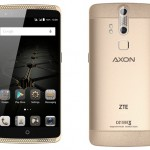 ZTE デュアルカメラ搭載「 ZTE Axon 」 をタイで発売、Snapdragon810、5.5インチFHD、RAM3GB、価格は約59000円
