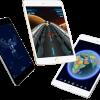 iPad mini 4のWi-Fi+Cellularモデルのレビュー、IIJmioのSIM設定方法と通信テスト