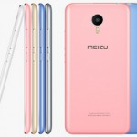 MEIZU(メイズ) , メタルボディの5.5インチスマホ「Meizu Blue Charm Metal」発表