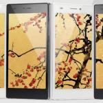 FREETEL simフリーの「SAMURAI MIYABI 雅 」発売、5インチディスプレイ、価格は19800円