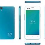 LTE対応のSIMフリースマホ「UPQ Phone A01X」発売、価格は14800円