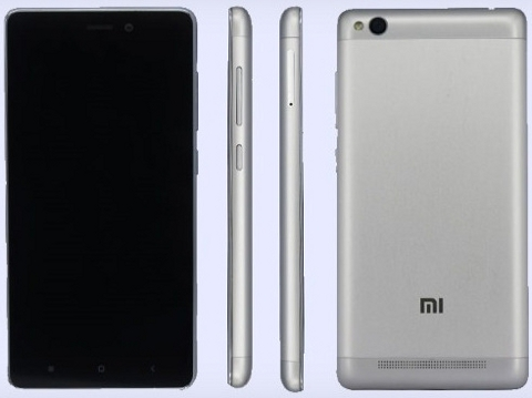 Xiaomi-Redmi3- TENAA-1