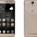 ZTE エントリーモデルの「 ZTE Voyage 3 」を発表