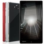Y!mobile 5.7インチファブレット「AQUOS Xx-Y(ダブルエックスワイ)」を1月15日に発売、価格は64800円【phablet】
