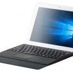 10.1型Winタブレット「インテル、はいってるタブレット Si03BF」発売、価格26784円でキーボード付き