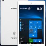 Chuwi Hi8 Pro レビュー Windows10搭載の8インチタブレット