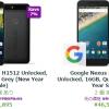 エクスパンシスで初売りセール開催中、「Nexus 6P」と「Nexus 5X」が割引販売、Googleストアより約1万円安い商品あり