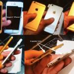 4.7インチのiPhone 6c実機動画がリーク、iPhone 5seの可能性も