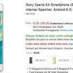 「Xperia XA」「Xperia X」、ヨーロッパで予約開始、価格は約3万7千円(299ユーロ)から