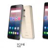 POP4シリーズのスマートフォン3機種「ALCATEL POP 4/4+/4s」を発表