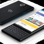 BlackBerry PRIV(日本限定モデル)発売、スライド式物理QWERTYキーボード搭載