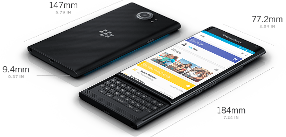 BlackBerry-PRIV-japan