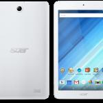 日本エイサー 8型タブレット「Acer Iconia One 8」発売、キッズセンター搭載のエントリー機