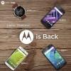 モトローラ タイで「Moto X Style」、「Moto X Play」、「Moto G Turbo Edition」を発売