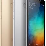 Xiaomi Redmi 3 Pro 発表、指紋認証センサーを搭載、価格は約16500円