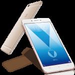 ファブレット vivo X6S Plus 発表、5.7型FHD、RAM4GB