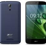 Acer Liquid Zest Plus 発表、5000mAhの大容量バッテリー搭載、ZenFone Max対抗