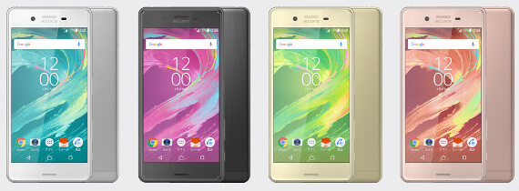 Xperia-X- Performance- SOV33-1