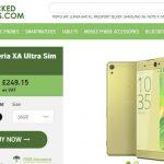 Xperia XA Ultra イギリスでの価格は約48000円、6型ディスプレイのファブレット