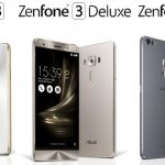 ZenFone3シリーズ3機種とZenFone2 のスペック比較