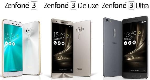 ZenFone-3- Family