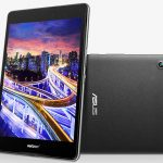 ASUS ZenPad Z8 発表、7.9インチ2Kディスプレイのタブレット、米Verizon向けで250ドル
