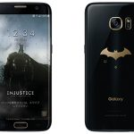 au 「バットマンモデル」 Galaxy S7 edgeを7月4日に限定発売、価格は143,640円