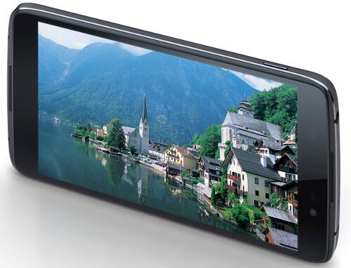 BlackBerry DTEK50-neon-1