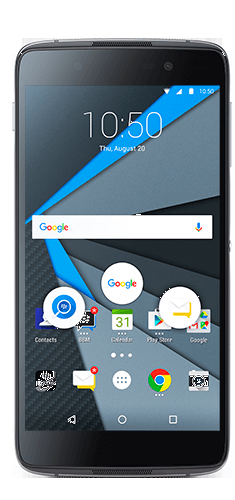 BlackBerry DTEK50-neon-3