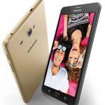 ファブレット Galaxy J MAX 発表、音声通話可能な7インチサイズのローエンド機、価格は約2万円