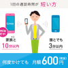 IIJmio 月額600円からの通話定額オプション開始、3分通話が何回でも無料、家族なら10分【格安SIM】