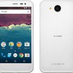 シャープ 507SH 発表、「Android One」スマートフォン、Y!mobileから7月29日に発売、MNP価格12100円