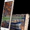 Coolpad Mega 海外で発表、5.5インチのエントリースマートフォン、フロントに800万画素カメラ搭載