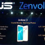 Zenfone3 タイで発表、Zenfone3 Max 約18000円、Zenfone3 Laser 約27000円、Zenfone3 Deluxe 約68000円