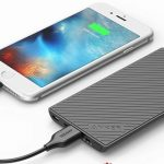 薄型モバイルバッテリー Anker PowerCore Slim 5000 発売、2299円、スマホに約2回充電可能