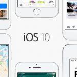 アップル iOS10の正式アップデート開始、ロック解除の方法が変更、アップデートはiTunes経由推奨、iPhone5以降が対象