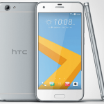 HTC One A9s 発表、MediaTek製CPU、5型ディスプレイ搭載のスマートフォン