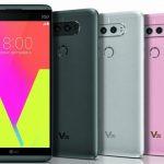 LG V20 発表、Android 7.0、セカンドディスプレイ、デュアルカメラを搭載したフラッグシップスマートフォン