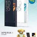 Xperia X Compact タイで発売、4.6型HDディスプレイの小型機、価格は約5万円