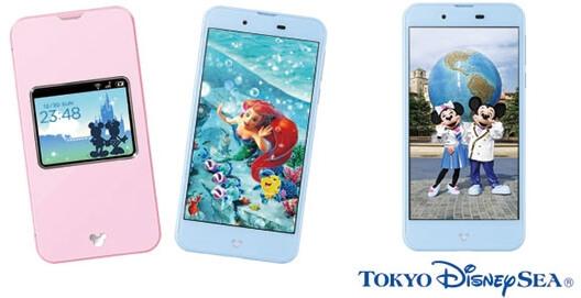 174a183be6 Disney Mobile on docomo DM-01J 、NTTドコモより発売、ディズニーが ...