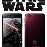 STAR WARS mobile (スター・ウォーズ モバイル) 、ソフトバンクより発売、5.3型FHDのハイスペックスマートフォン