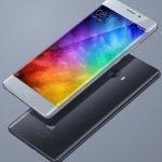 Xiaomi Mi Note 2 発表、5.7型曲面ディスプレイ・SD821・RAM6GB/128GB、価格は約5.1万円