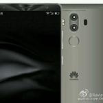 Huaweiの新しい6型ファブレット「Mate 9」は2000+1200万画素デュアルカメラ搭載か、Kirin960の高性能機