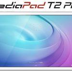ワイモバイル、MediaPad T2 Pro 606HW 発表、ファーウェイ製の10型タブレット