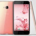 HTC U Play 発表、フロントに1600万画素カメラ搭載のミッドレンジスマートフォン