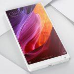 ベゼルレスの6.4インチ「Xiaomi Mi MIX」、ホワイト色を発表